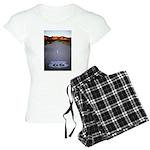 Route 66 Shield Women's Light Pajamas