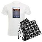 Route 66 Shield Men's Light Pajamas