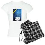 Blue 66 Shield Women's Light Pajamas
