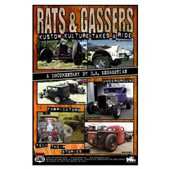 Rat & Gassers Large Movie Poster