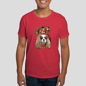 Christmas - Deck the Halls - Cavaliers Dark T-Shir
