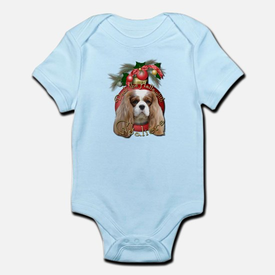 Christmas - Deck the Halls - Cavaliers Infant Body