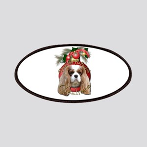 Christmas - Deck the Halls - Cavaliers Patches