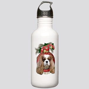 Christmas - Deck the Halls - Cavaliers Stainless W