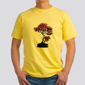 Red Leaf Bonsai T-Shirt