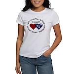 US Navy I love a man... Women's T-Shirt