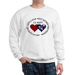 US Navy I love a man... Sweatshirt