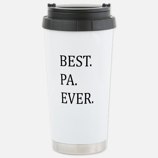 Cute Pa Travel Mug