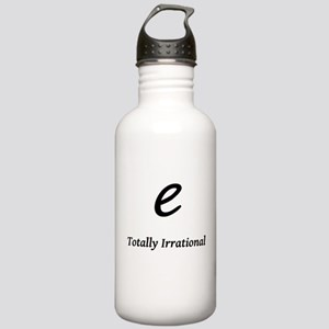e - Totally Irrational Stainless Water Bottle 1.0L