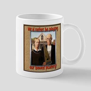 Final Gothic Farmers Mugs