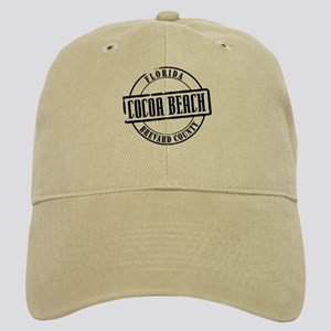 Cocoa Beach Title Cap