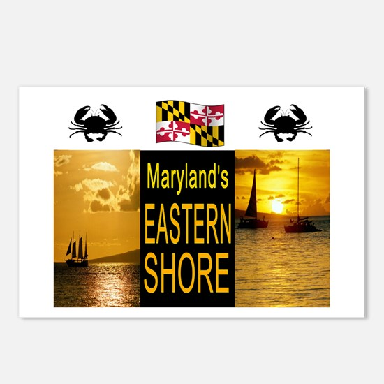 CHESAPEAKE BAY Postcards (Package of 8)