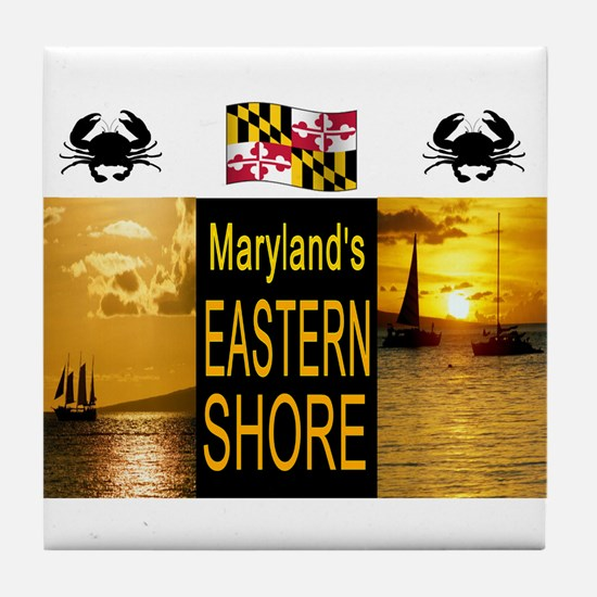 CHESAPEAKE BAY Tile Coaster