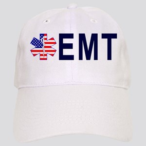 EMT U.S. Star Of Life Cap