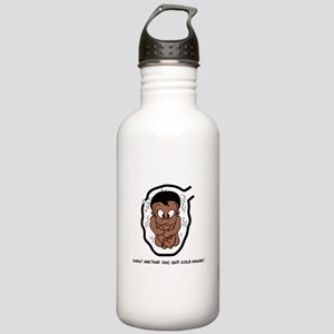 EGGBERT Cold Hands black Stainless Water Bottle 1.