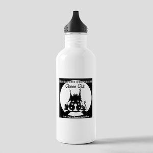 Miskatonic University Chess C Stainless Water Bott