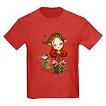 Jollybelle Christmas Elf Kids Dark T-Shirt