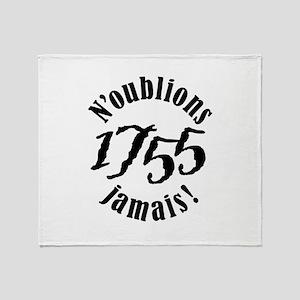1755 Throw Blanket
