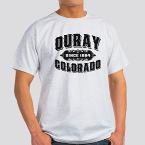 Ouray Since 1884 Black Light T-Shirt