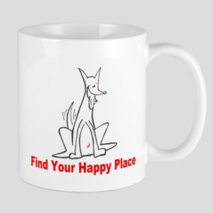 Find Your Happy Place Mug