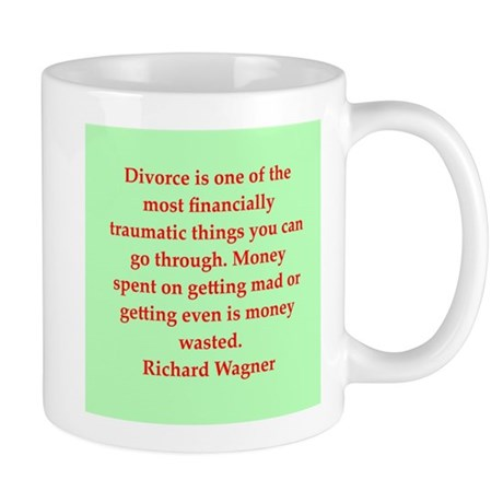 Richard wagner quotes Mug