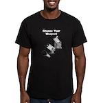 Stargazer Weapon Men's Fitted T-Shirt (dark)
