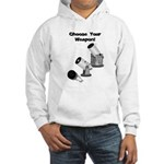 Stargazer Weapon Hooded Sweatshirt