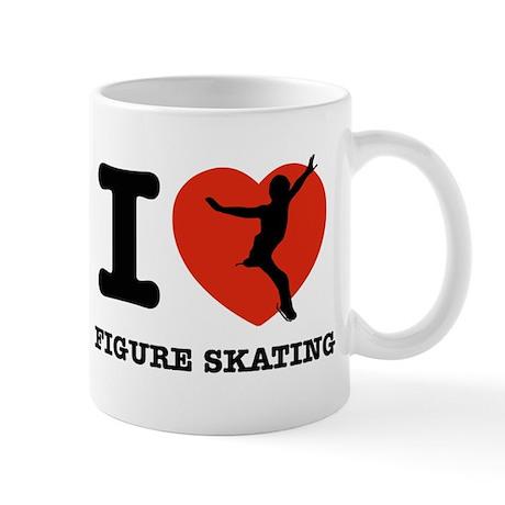 I love Figure skating Mug