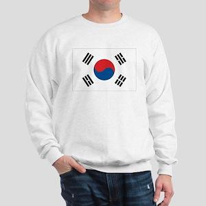 South Korean Flag Sweatshirt