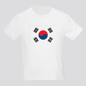 South Korean Flag Kids T-Shirt