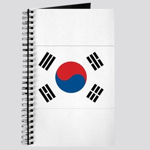 South Korean Flag Journal