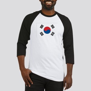 South Korean Flag Baseball Jersey