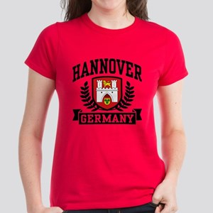 Hannover Germany Women's Dark T-Shirt