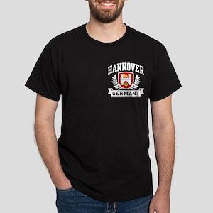 Hannover Germany Dark T-Shirt
