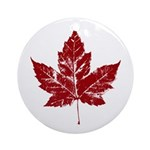 Cool Canada Ornament (Round)