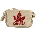 Cool Canada Messenger Bag