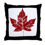 Cool Canada Throw Pillow