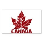 Cool Canada Sticker (Rectangle 50 pk)