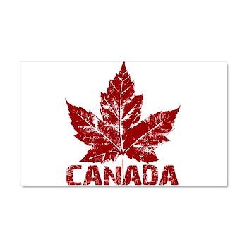 Cool Canada Car Magnet 20 x 12