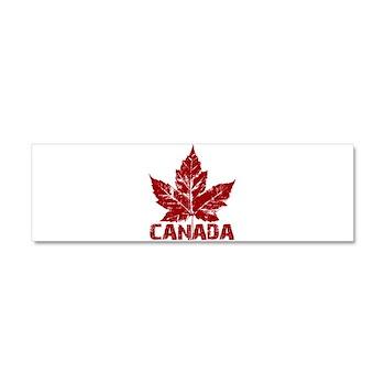 Cool Canada Car Magnet 10 x 3