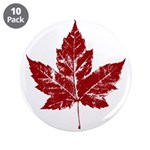 """Cool Canada 3.5"""" Button (10 pack)"""