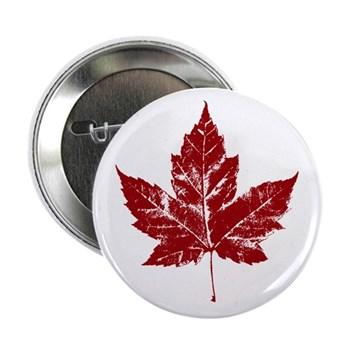 """Cool Canada 2.25"""" Button (10 pack)"""