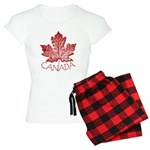 Cool Canada Women's Light Pajamas