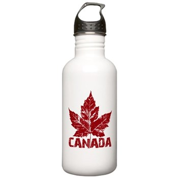 Cool Canada Stainless Water Bottle 1.0L