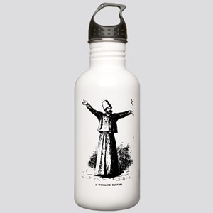 Whirling Sufi Dervish Stainless Water Bottle 1.0L
