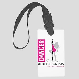 Midlife Crisis Luggage Tag