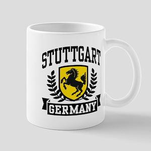 Stuttgart Germany Mug