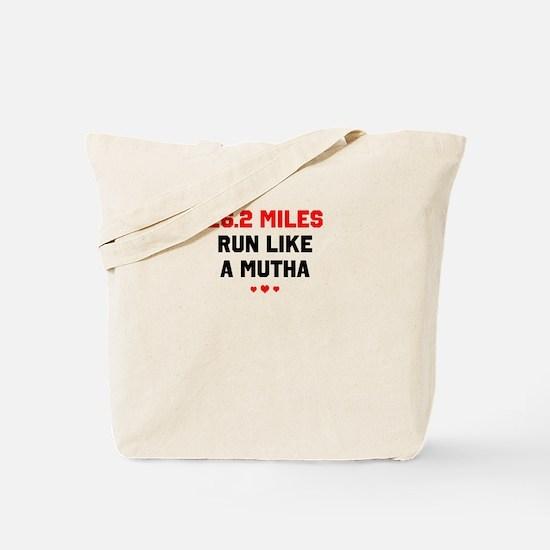 26.2 Mutha Tote Bag