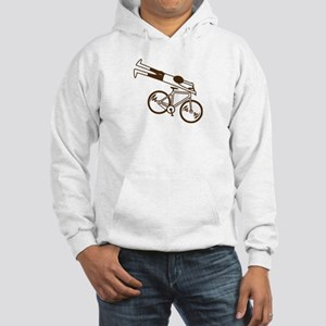 Ride Fast! Hooded Sweatshirt