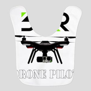 Drone pilot Polyester Baby Bib